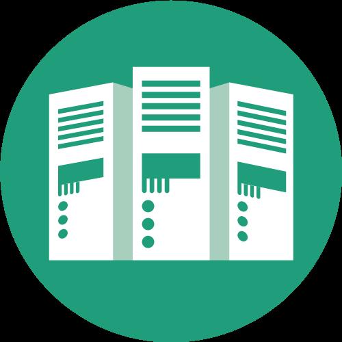 Saphir Logo IT-Service Server